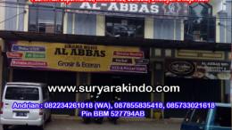 Toko Al Abbas di Malang