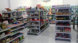 Surya Rakindo Rak minimarket Bojonegoro