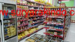 Surya Rakindo Rak minimarket Malang
